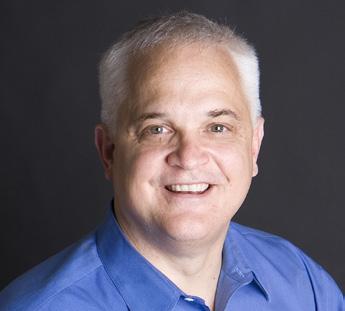 Headshot of Randy