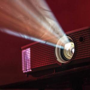 Projector. Photo by Alex Litvin.